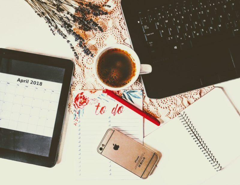 5 kroků jak si efektivně zorganizovat čas aneb #timemanagement
