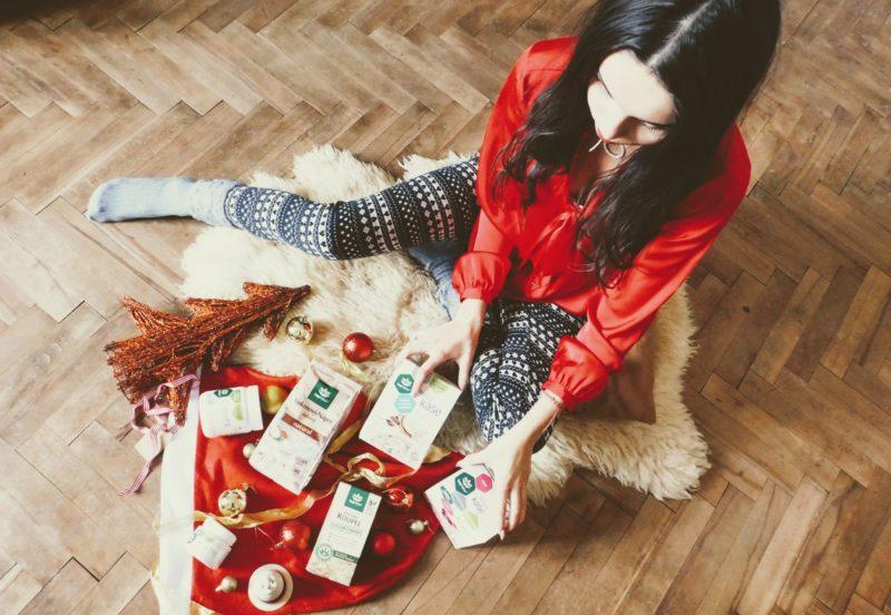 ! Vánoční soutěž o balíček plný dobrot Top Natur !