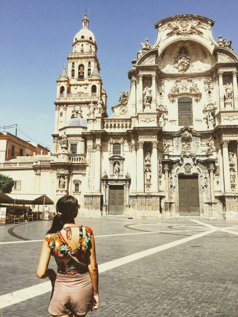 Murcia city / Město Murcia