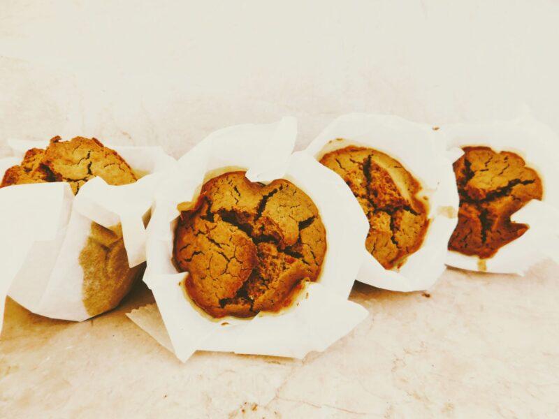 Curcuma muffins #glutenfree
