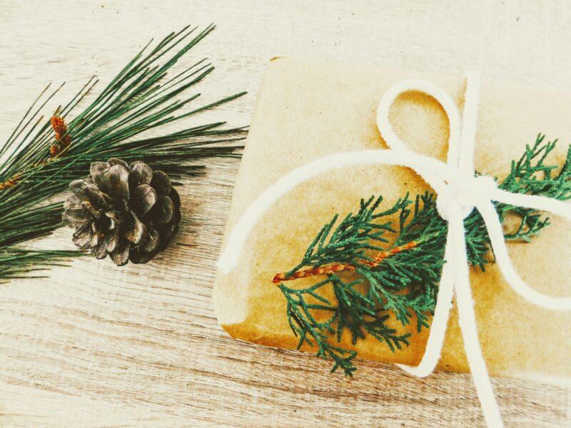 Eco Christmas: 3 zero-waste last-minute gifts