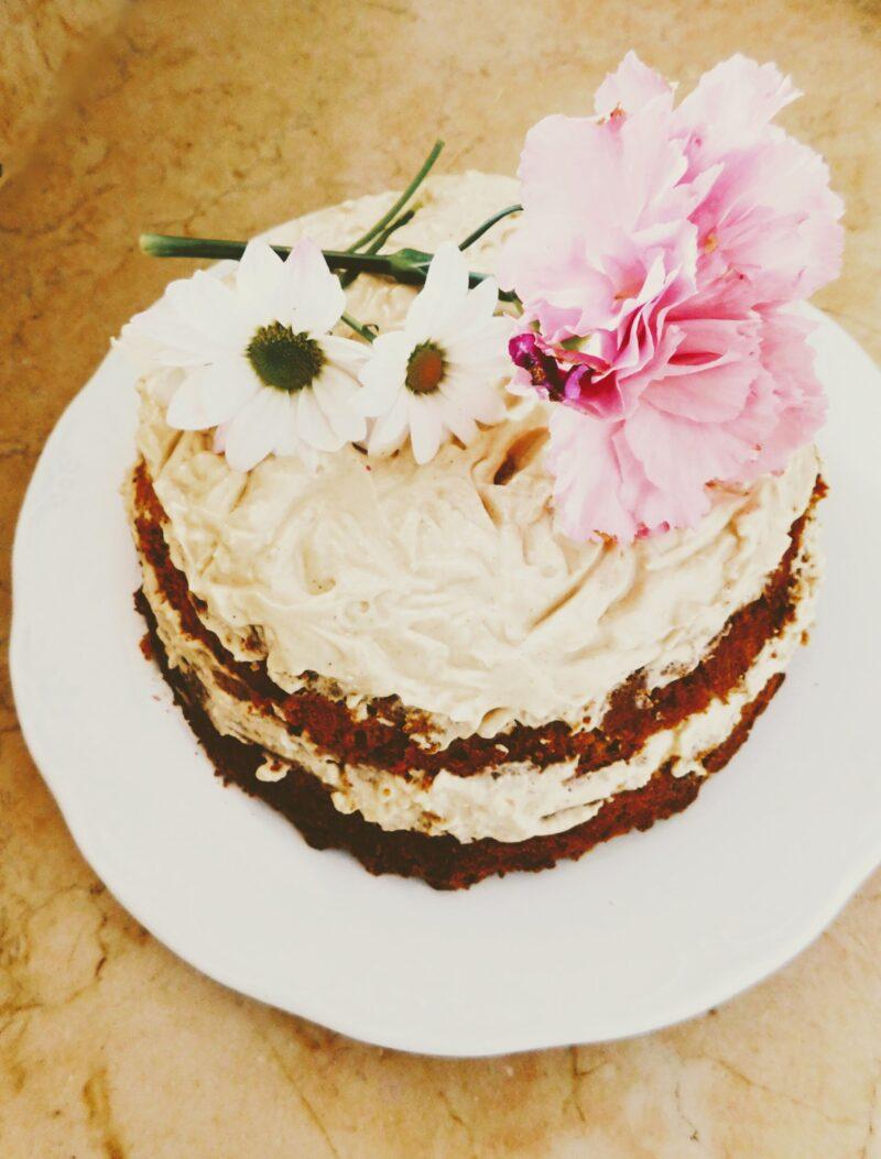 Recipe:🥕Carrot cake #glutenfree / Mrkvový dort